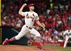 """""""Cardinals"""" pieļauj tikai vienu atsitienu un pārspēj """"Brewers"""""""