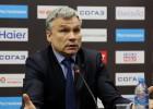 Baltkrievijas izlases iepriekšējais treneris žēlojas par federācijas attieksmi