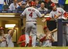 """""""Cardinals"""" sagrauj """"Brewers"""" un izcīna piekto uzvaru pēc kārtas"""