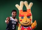 Jannis, Rikijs un Džedi: Pasaules kausā piedalās NBA spēlētāju rekordskaits