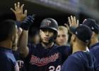 """""""Twins"""" uzstāda sezonā gūto """"Home run"""" rekordu"""