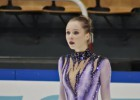 """Lācei 16. vieta Rīgas """"Grand Prix"""" junioru daiļslidošanā"""
