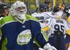 """""""Kurbads"""" galotnē gūst trīs vārtus un OHL sezonas ievadspēlē salauž """"Mogo"""""""