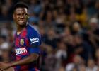 """""""Barcelona"""" sensacionālais pusaudzis Fati izvēlejies spēlēt Spānijas izlasē"""