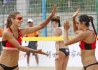 Kravčenoka/Graudiņa pieveic pērnās Eiropas čempiones un tiek OKT trešajā fāzē