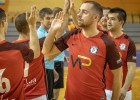 Latvijas telpu futbola Virslīga sākas ar bronzas medaļnieces spraigu uzvaru