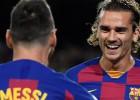 """Mesi pirmo reizi pamatsastāvā un atkal gūst savainojumu, """"Barca"""" trīs punkti"""