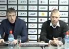 """Video: Bogdanovs: """"Čaļi izcīnīja šos divus punktus"""""""