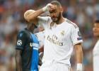 """Madrides """"Real"""" atspēlējas no 0:2 pret """"Brugge"""" un izmoka pirmo punktu ČL"""