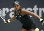 Gofa kļūst par jaunāko WTA turnīru finālisti 15 gadu laikā