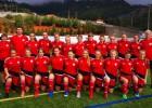 Latvijas U-17 futbolistes EČ kvalifikācijas cikla ievadā ielaiž sešus vārtus