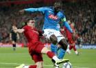 """""""Napoli"""" atkal atņem punktus Liverpūlei, Zalcburga apliecina uzbrukuma potenciālu"""