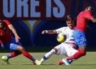 ASV futbolisti pārbaudes spēlē pieveic kostarikāņus