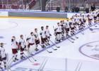 Latvijas U18 izlase uzvar turnīrā Austrijā, U16 izlase paliek pēdējā Šveicē