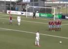 Video: Futbolists gūst četrus vārtus 13 minūtēs