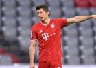 """Levandovska vārti ieved """"Bayern"""" Vācijas kausa finālā"""