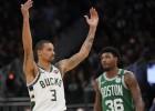 """""""Bucks"""" spēlētājs Hils: """"Basketbols šobrīd ir pēdējais, par ko domāju"""""""