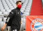 """Minhenes """"Bayern"""" šovakar iespēja garantēt astoto Bundeslīgas titulu pēc kārtas"""