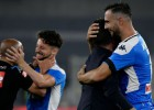 """""""Napoli"""" pendelēs pieveic """"Juventus"""" un izcīna Itālijas kausu"""