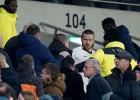 """""""Tottenham"""" pussargam Daieram četru spēļu diskvalifikācija"""