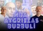 """Video: Ģenerālis vs. Bukmeikers   2020 NBA atgriežas """"burbulī"""""""