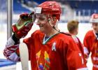"""Minskas """"Dinamo"""" <i>atgūst</i> vēl vienu Ziemeļamerikā spēlējošu uzbrucēju"""