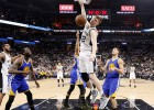 """""""We believe"""" un Bertāna sērija: latviešu veikums NBA """"play-off"""" spēlēs"""