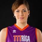LSBL izslēgšanas turnīra spēlētāja: Zenta Meļņika