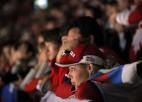 Foto: Olimpiskais hokejs turnīrs. Ceturtdaļfināli