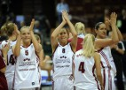 Foto: Latvija uzvar Franciju
