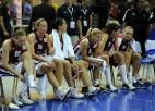 Foto: Latvija zaudē Spānijai
