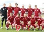Latvija FIFA rangā divas vietas zemāk
