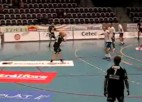 Video: Borodovskis gūst vārtus Zviedrijā
