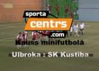 Video: Sportacentrs.com kauss: Ulbroka- SK Kustība