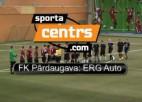 Video: Sportacentrs.com kauss: FK Pārdaugava - ERG Auto