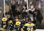 """""""Flyers"""" izgāž pēdējo trešdaļu un zaudē; Bārtulis nepiedalās"""