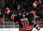 """Gaborikam četri vārti un piespēle, """"Rangers"""" sagrauj Toronto"""
