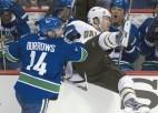 """Skrastiņa """"Stars"""" zaudējums NHL līderiem"""
