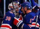 """Dubinska vārti palīdz """"Rangers"""" izcīnīt piekto uzvaru pēc kārtas"""