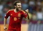 """Spānijas olimpiskajā sastāvā trīs """"Euro2012"""" čempioni"""