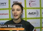 """Video: Blūma: """"Sezona bija laba, tikai nenobeidzām to, kā nākas..."""""""
