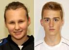 Kirilova un Ješēvics - 1.līgas labākie spēlētāji oktobrī