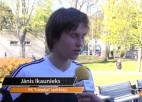 Video: Dobrecovs priecīgs, ka arī mamma atzinīgi novērtējusi komandas spēli