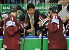 Latvija pēc 8 gadu pārtraukuma atgriežas IIHF ranga 9. vietā