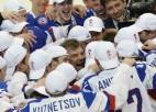 Znaroks atzīstas IIHF diskvalifikācijas apiešanā, Vītoliņš uzslavē somus