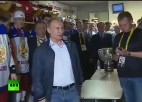 Video: Putins dod rīkojumu, lai Znaroks dzer pirmais