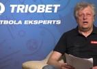 Video: Triobet futbola eksperts: četru spēļu diena