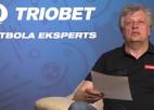 Video: Triobet futbola eksperts: Kas spēlēs astotdaļfinālos?