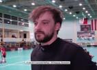 """Video: Bramanis: """"Play off sērijām ieilgstot, pretinieks tiek pētīts vairāk"""""""