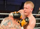 Pēc 14 profesionālā boksa cīņām Grišuņins cīnīsies par vietu olimpiskajās spēlēs